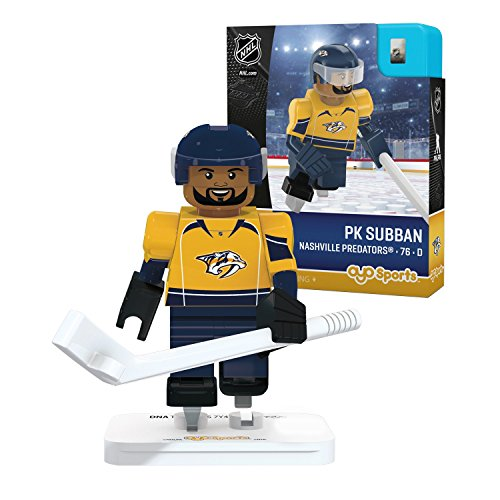 P.K. Subban OYO NHL Nashville Predators G3 Gen3 LE Mini Figure