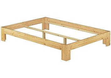 Erst Holz 60 67 14 Or Franzosisches Bett 140x200 Kiefer Massiv