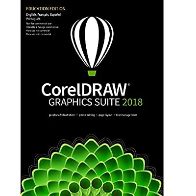 CorelDRAW Graphics Suite 2018 Education Edition for Windows