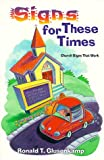 Signs for These Times: Church Signs That Work