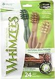 Whimzees Stix Value Bag Doggie Dental Chews, 24 Count Bag