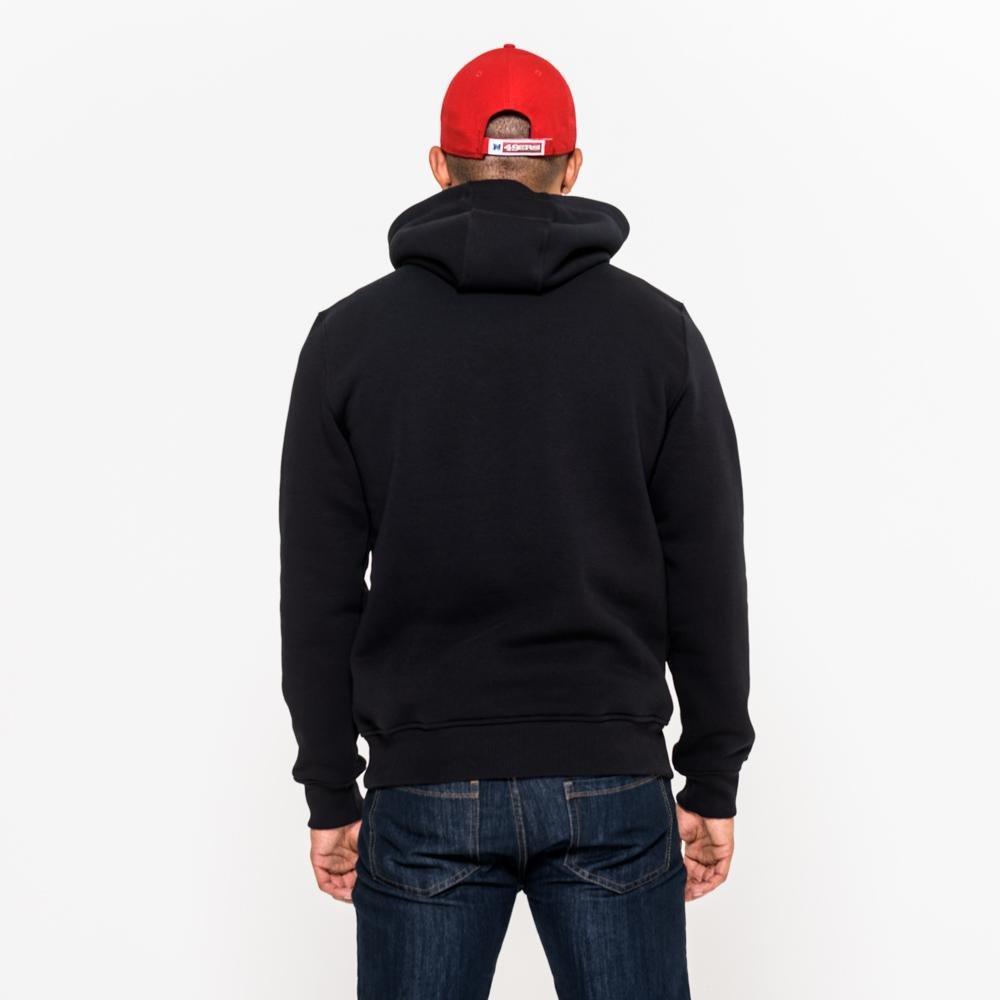 New Era Team Logo Hoody Hoody Hoody San Francisco 49ERS, Felpa da Uomo | Materiali Accuratamente Selezionati  | Alta sicurezza  | Di Qualità Fine  | Stravagante  | riparazione  c68feb
