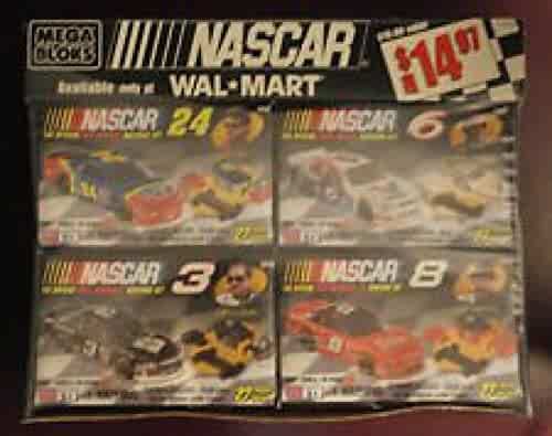 Shopping Car Racing - 100 to 199 - Sports - Building Sets