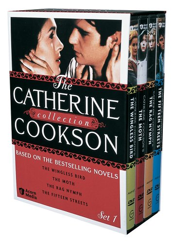 The Catherine Cookson Collection - Set 1 (The Wingless Bird / The Moth / The Rag Nymph / The Fifteen Streets) by BEAN,SEAN