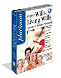 Perfect Wills, Living Wills, Trusts & Estate Planning Platinum: more info