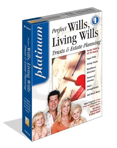 Perfect Wills, Living Wills, Trusts & Estate Planning Platinum by Cosmi