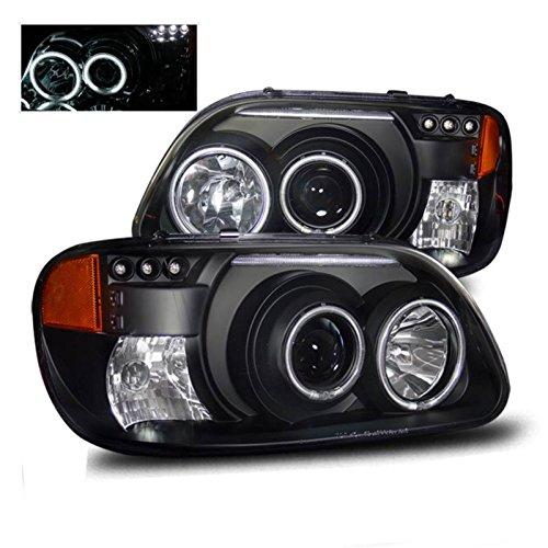 Ford Explorer Projector Headlights - 8