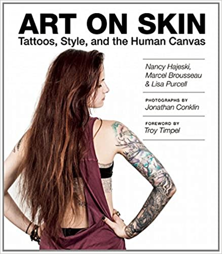 Book Art on Skin: Tattoos, Style, and the Human Canvas