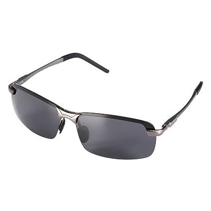 Amazon.com: beschoi anteojos de sol polarizadas para la ...