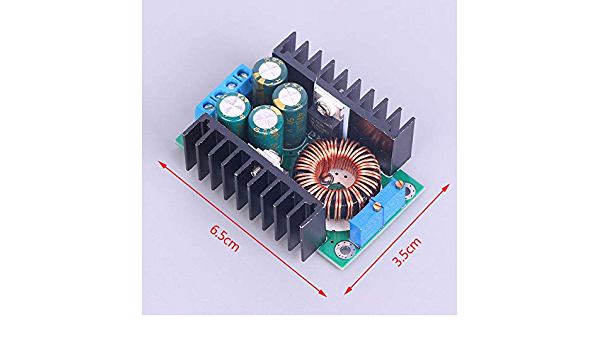 KUKALE DC-DC LM2577S LM2596S Step Up Down Boost Buck Voltage Power Converter Module