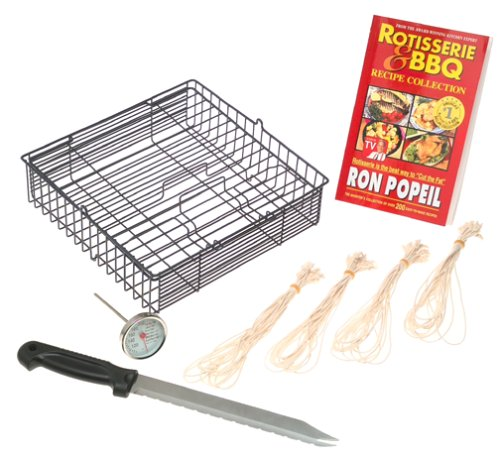 Ronco Inventions Showtime Rotisserie and Barbecue Accessory Kit