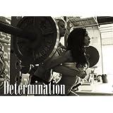 Empire -DETERMINATION GYM-Poids-SEXY GIRLS-travaillez dur-affiche A3–Poster avec citation Prints, SPORTS, boxe, vélo, athlétisme, body-building, TRIATHLON, BASKETBALL, natation FOOTBALL, RUGBY, boxe, ARTS martiaux, de GOLF, HOCKEY, SQUASH