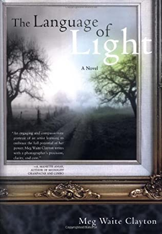 book cover of The Language of Light