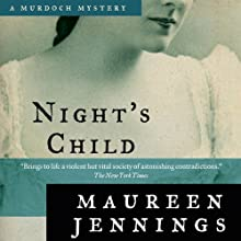Night's Child: A Murdoch Mystery, Book 5 Audiobook by Maureen Jennings Narrated by David Marantz