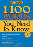 1100 Words You Need to Know, Murray Bromberg and Melvin Gordon, 1438001665