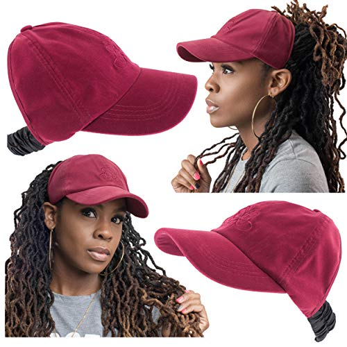 Beautifully Warm Satin Lined Baseball Hat for Women