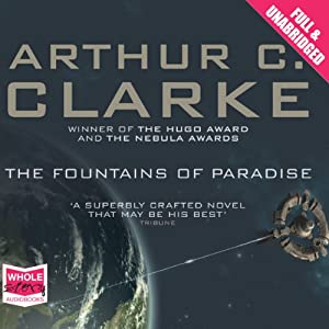 The Fountains of Paradise Audiobook
