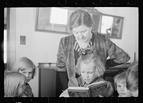 Photo: Westmoreland Homesteads,Mount Pleasant,Pennsylvania,Home Schooling,PA,FSA