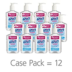 PURELL Advanced Hand Sanitizer, Refreshi...