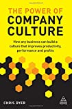 img - for The Power of Company Culture: How Any Business Can Build a Culture That Improves Productivity, Performance and Profits book / textbook / text book