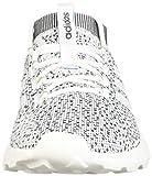 adidas Men's Questar Rise, White/White/Grey, 9.5 M US