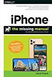 Books : iPhone: The Missing Manual: The Book That Should Have Been in the Box