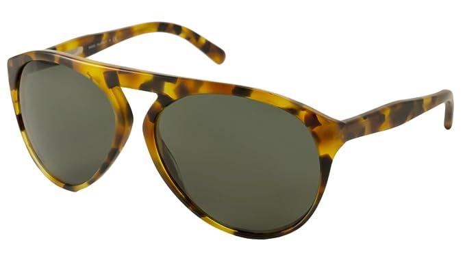 41723792b6 Polo Ralph Lauren Sunglasses - PH4056P   Frame  Blonde Havana Lens   Green-PH4056P503152