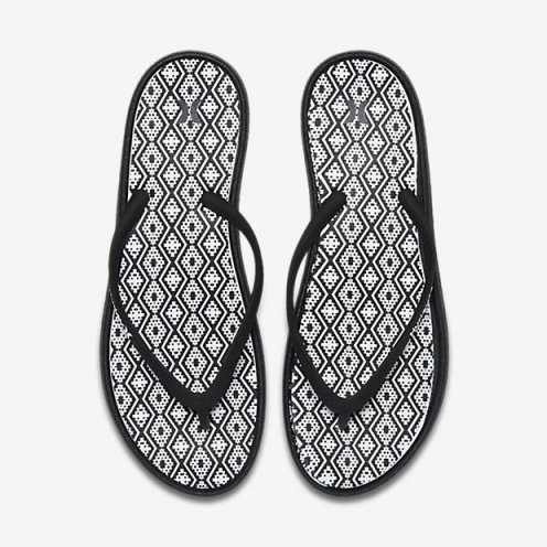 Hurley One&only Printed Sandal, Color: 00aa, Size: 37.5 EU