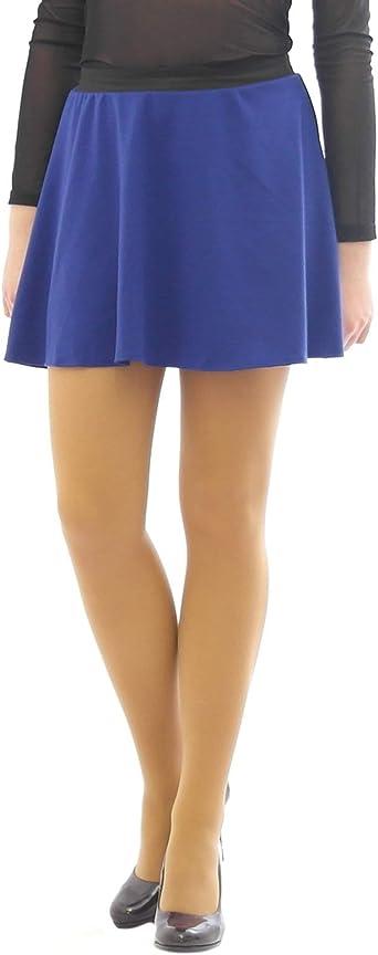 Swing Rock Mini falda de cintura alta plegable – banda elástica ...