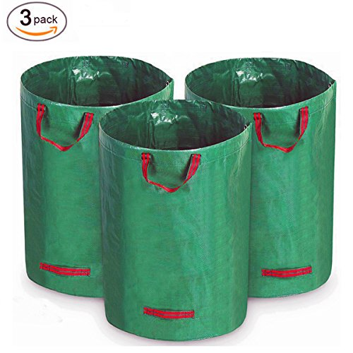 Green Bags For Garden Waste - 2