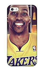 Waterdrop Snap-on Los Angeles Lakers Nba Basketball (166) Case For Iphone 5/5s hjbrhga1544