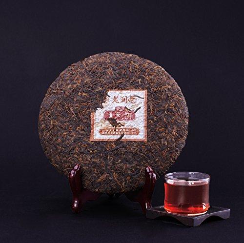 Yunnan Longrun Pu-erh Tea Cake -Dali(Year 2010,Fermented, 357g) by Yunnan Longrun Pu-erh Tea (Image #3)