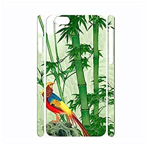 Funny Hipster Hard Handmade Animal and Plant Pattern Phone Shell Case For Iphone 5C Cover