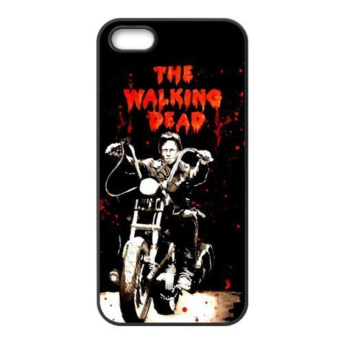 Norman Reedus Daryl Dixon The Walking Dead Design Best Case For Iphone 5 5s iphone5-82901