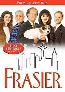 Frasier - The Premiere Episodes (Season One, Episodes 1-6)