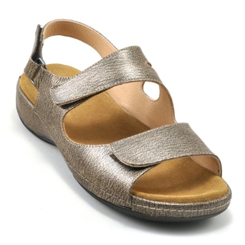 Liana leather Wolky 43 café 348 Sandals 0315 4WwnRHUA