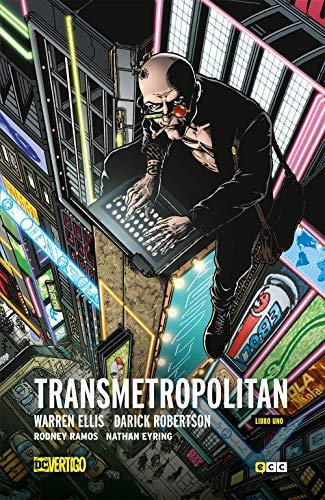 Transmetropolitan (O.C.): Transmetropolitan Libro 01 (de 5) por Warren Ellis,Darick Robertson,Ruiz Carreras, Guillermo
