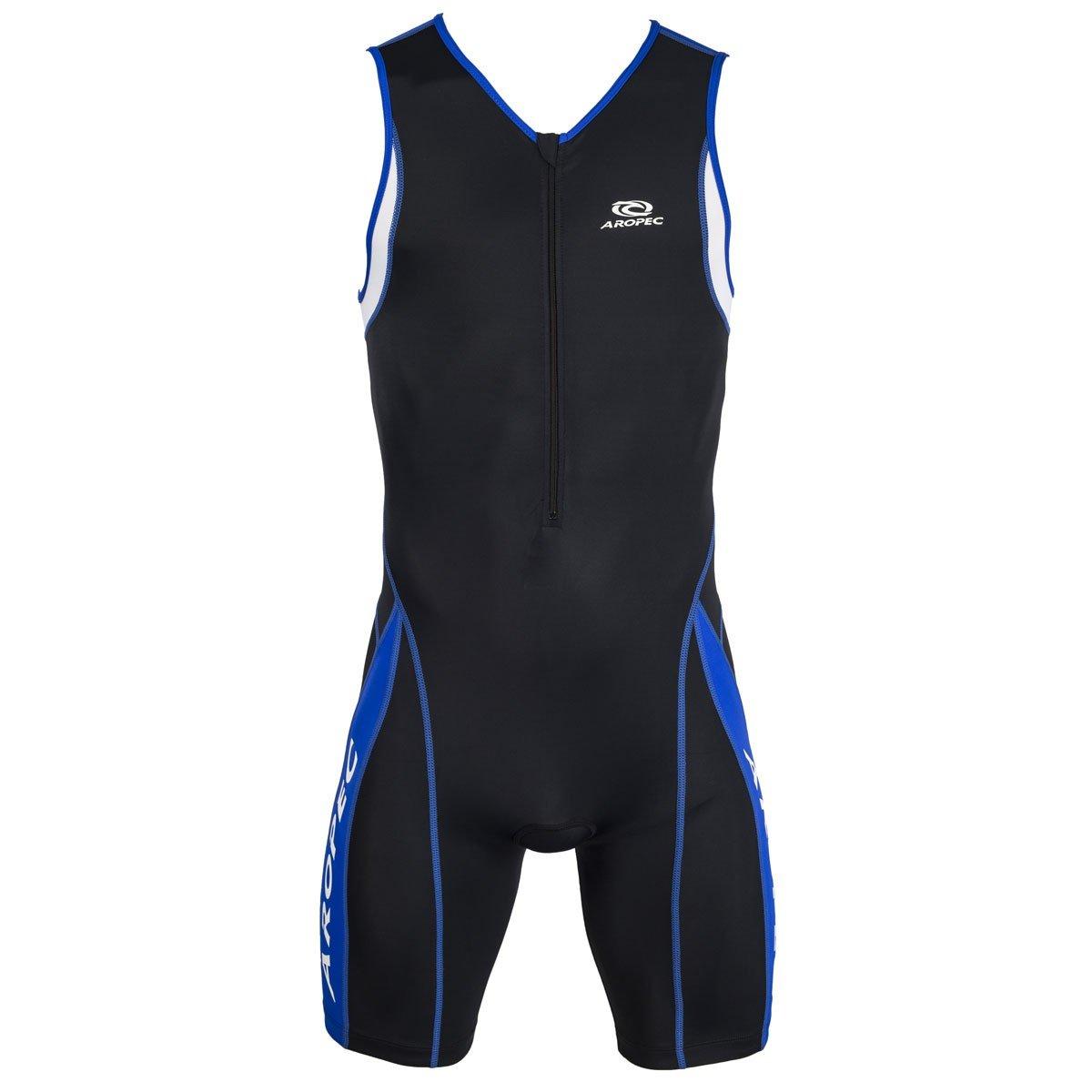 Aropec Triathlon Einteiler Panther Herren - Trisuit Men