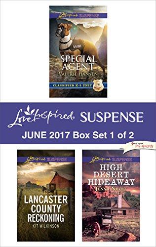 Harlequin Love Inspired Suspense June 2017 - Box Set 1 of 2: An Anthology