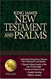 KJV Coat Pocket New Testament and Psalms, Thomas Nelson, 0785257667