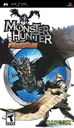 Monster Hunter Freedom - Sony PSP