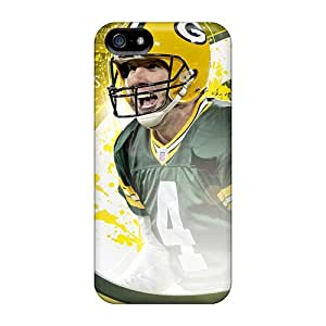 New Green Bay Packers Tpu Case Cover, Anti-scratch Zly771aguO Phone Case For Iphone 5/5s