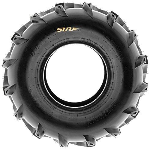 SunF ATV UTV Mud & All Terrain Tires 22x11-9 22x11x9 6 PR A024 (Set pair of 2) by SunF (Image #3)