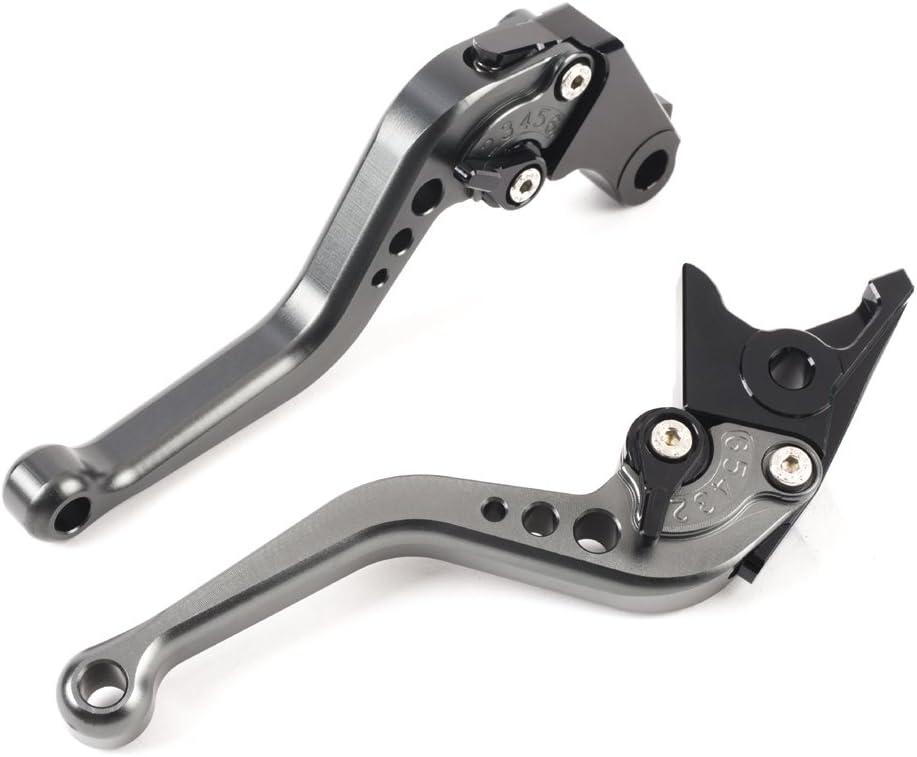 CNC Palancas de embrague de freno extensibles plegables para Honda CBR 600 F2,F3,F4,F4i 1991-2007