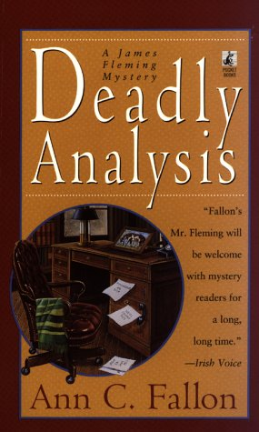 Deadly Analysis (James Fleming Mysteries)