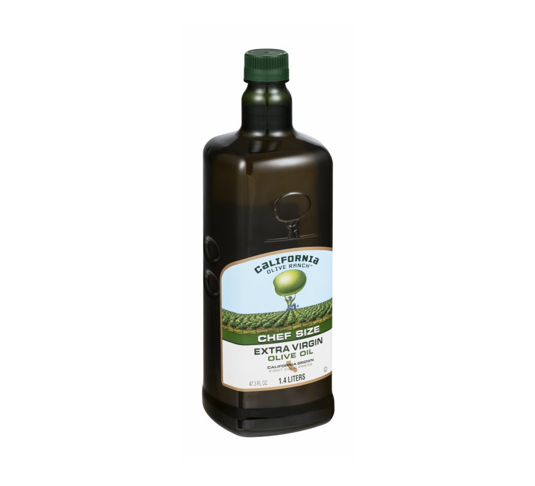 CALIFORNIA OLIVE RANCH OIL OLIVE XVRGN CHEF SZ 1.4LT