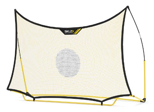 promo code 34f83 acdde SKLZ Quickster 8x5ft   2, 40x1, 50m Soccer Combo System (One Goal and One  Rebounder), Nets - Amazon Canada