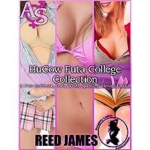 HuCow Futa College Collection: (A Futa-on-Female, Coed, BDSM, Spanking, Menage Erotica) (2)