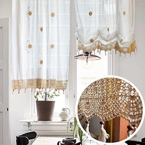 FADFAY Pastoral Balloon Living Shade Living Room