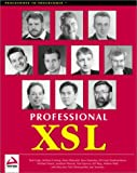 img - for Professional Xsl (Programmer to programmer) book / textbook / text book